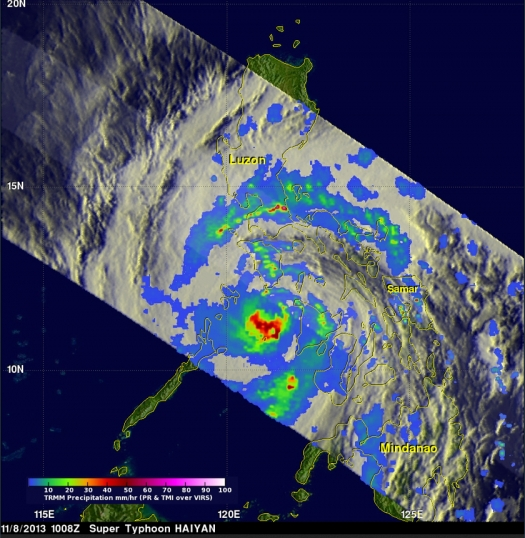 x    Super Typhoon Haiyan 11 08 2013